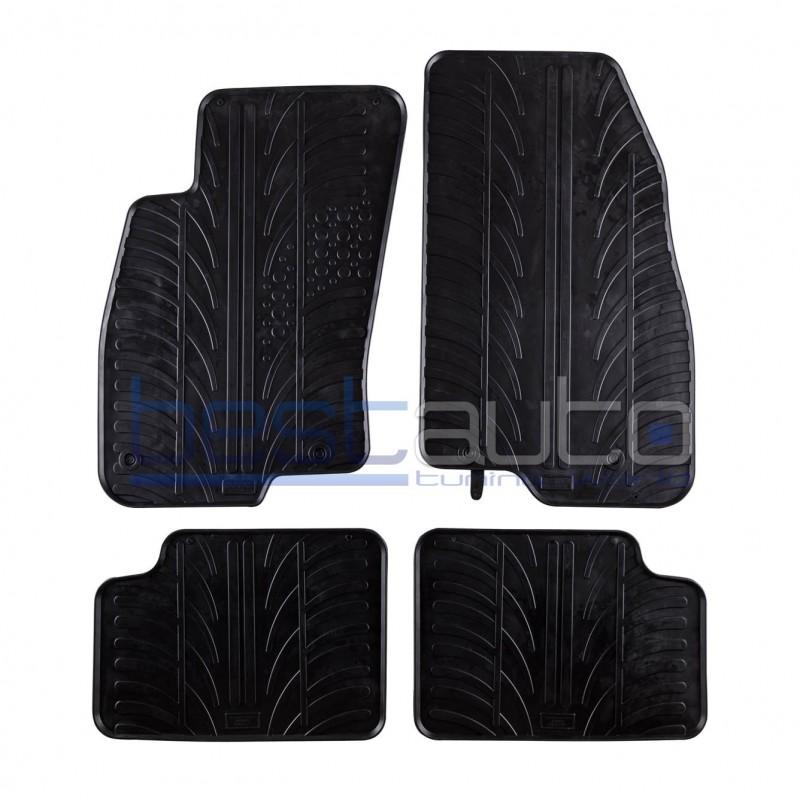 Автомобилни гумени стелки за Fiat Grande Punto (2005+)