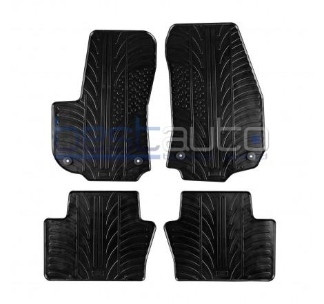 Автомобилни гумени стелки за Opel Zafira B (2005-2011)