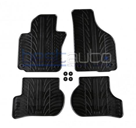 Автомобилни гумени стелки за Volkswagen Scirocco (2007-2010)
