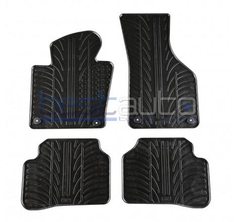 Автомобилни гумени стелки за Volkswagen Passat (2010-2014)