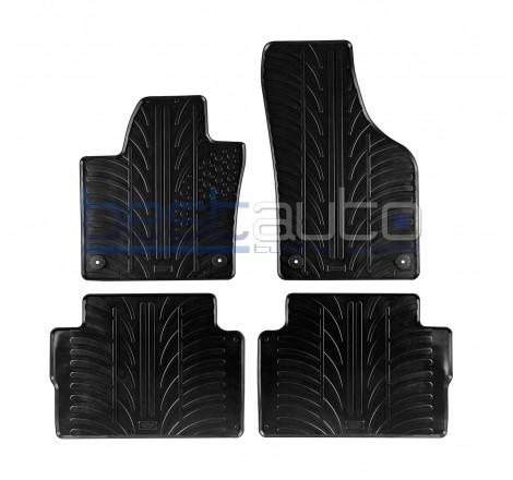 Автомобилни гумени стелки за Volkswagen Sharan (2010+)