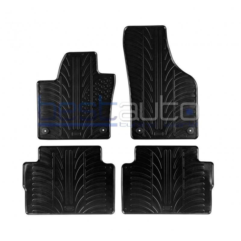 Автомобилни гумени стелки за Seat Alhambra (2010+)