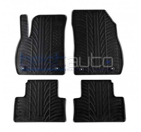Автомобилни гумени стелки за Opel Zafira C (2011+)