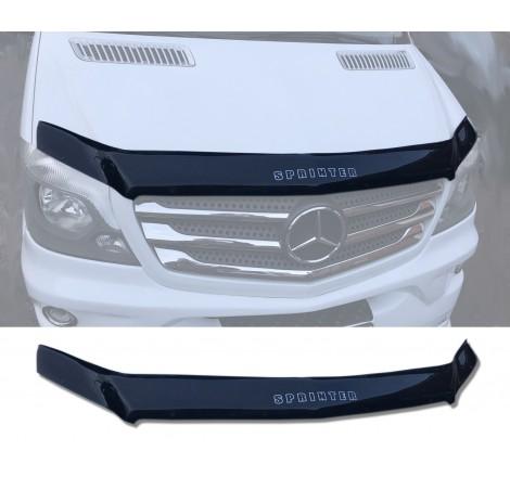 Дефлектор за преден капак за Mercedes ML W163 (1997-2005)