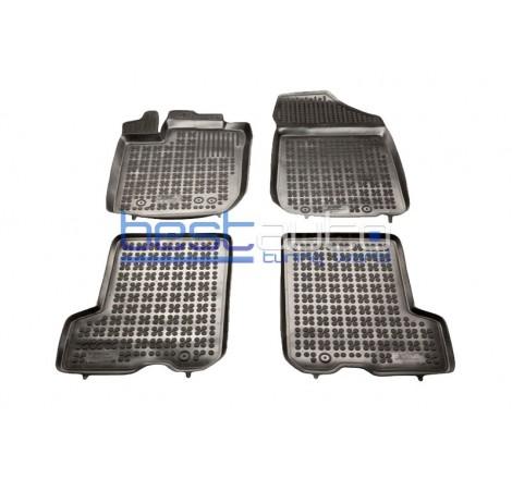 Автомобилни Гумени Стелки Rezaw Plast тип леген за Dacia Sandero (2013+)