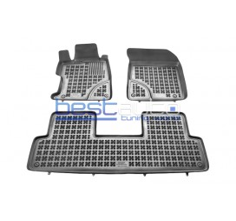Автомобилни Гумени Стелки Rezaw Plast тип леген за Honda Civic Седан (2012-2015)