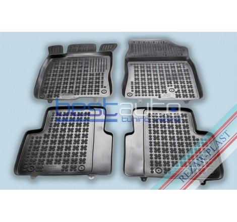 Автомобилни Гумени Стелки Rezaw Plast тип леген за Honda Civic Седан (2015+)