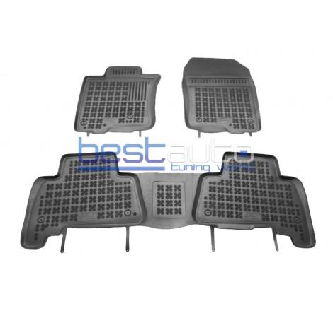 Автомобилни Гумени Стелки Rezaw Plast тип леген за Toyota Land Cruiser J150 (2010+)