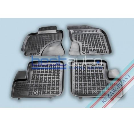 Автомобилни Гумени Стелки Rezaw Plast тип леген за Toyota Rav 4 II (2000-2003) - 5 врати