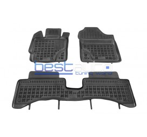 Автомобилни Гумени Стелки Rezaw Plast тип леген за Toyota Yaris Hybrid (2014+)