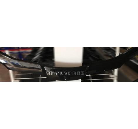 Дефлектор за преден капак за Mitsubishi Outlander (2001-2007)