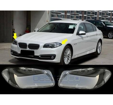 Стъкла / капаци за фарове за BMW F10 седан / F11 комби (10-17)