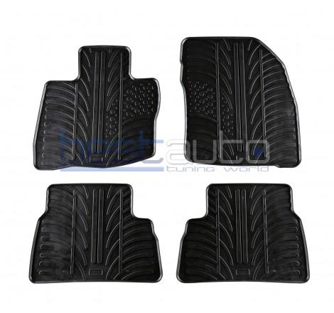 Автомобилни гумени стелки за Honda Civic 5врати (2006-2011)