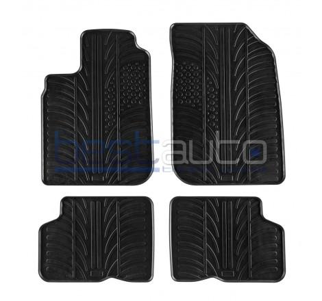 Автомобилни гумени стелки за Dacia Logan (2005-2013)
