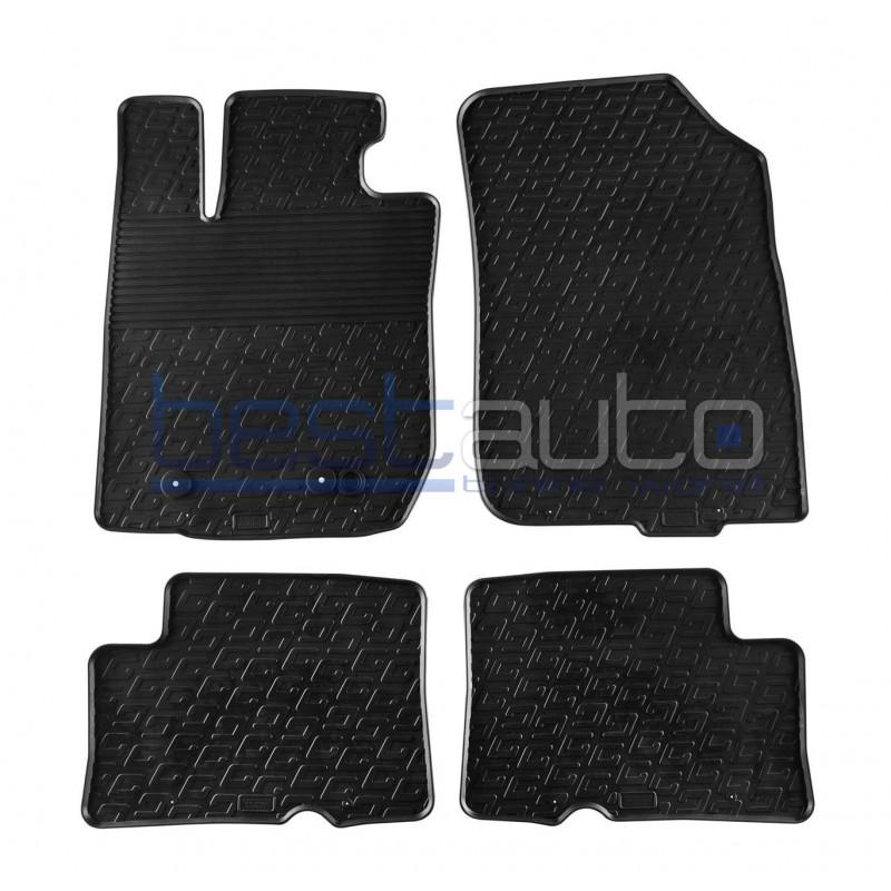 Автомобилни гумени стелки за Dacia Duster 4x4 (2010-2015)