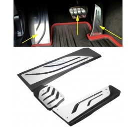 Спортни педали за BMW 1-Series F20 / F21 (2011+) - автоматик