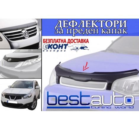 Дефлектор за преден капак за Dacia/Renault Duster (2010-2016)