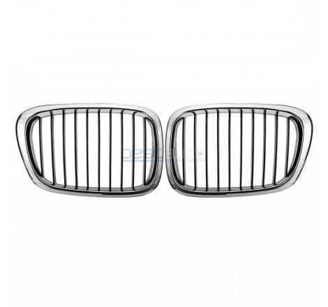Хром бъбреци за BMW E39 [33022]