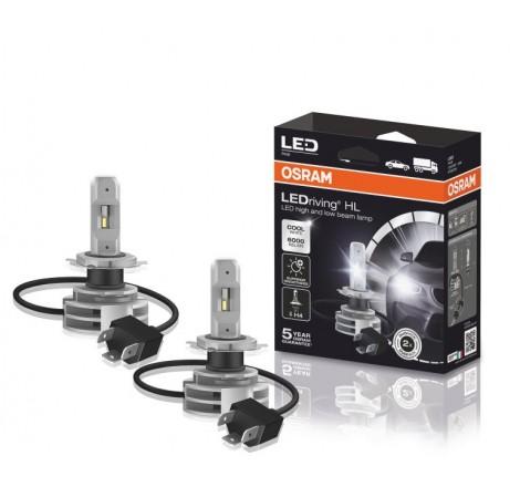 LED крушки OSRAM H4 6000K 12/24V 14W - Генерация 2