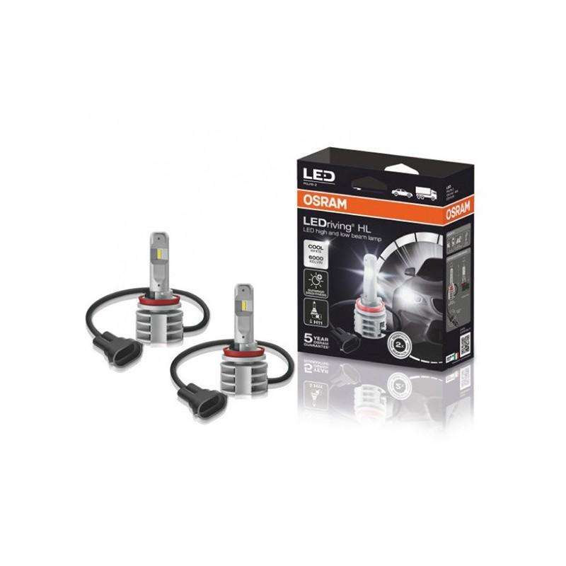 LED круши OSRAM H11 6000K 12/24V 14W - Генерация 2