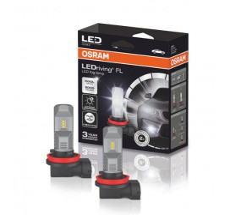 LED крушки OSRAM H8/H11/H16 6000K 12V 8.2W - Генерация 2