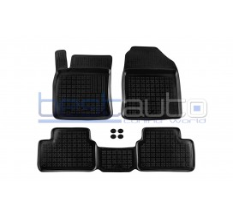 Автомобилни Гумени Стелки Rezaw Plast тип леген за Hyundai I30 (2017+)