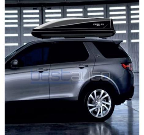 Автомобилен багажник за таван Perflex с ключалка 500L