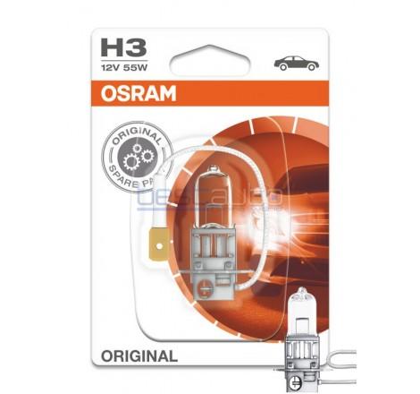 Халогенна крушка OSRAM Original H3 12V 55W