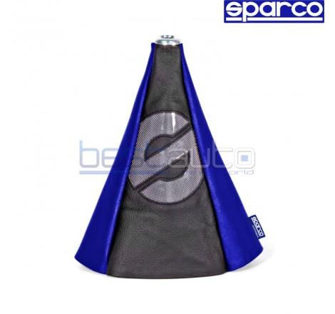 Универсален маншон за скоростен лост SPARCO син