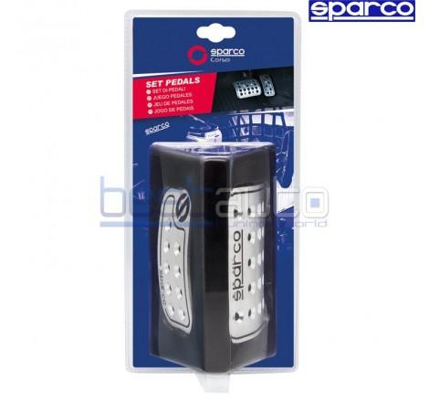 Подложки за педали алуминиеви SPARCO автоматик