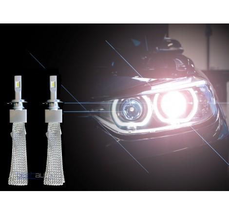 LED крушки за фарове H4 10000L 5500K [U138]
