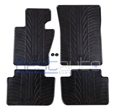 Автомобилни гумени стелки Gledring за BMW X3 E83 (2004-2009)