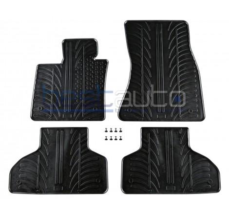 Автомобилни гумени стелки Gledring за BMW X5 F15 (2013+)