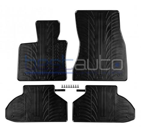 Автомобилни гумени стелки Gledring за BMW X6 F16 (2014+)