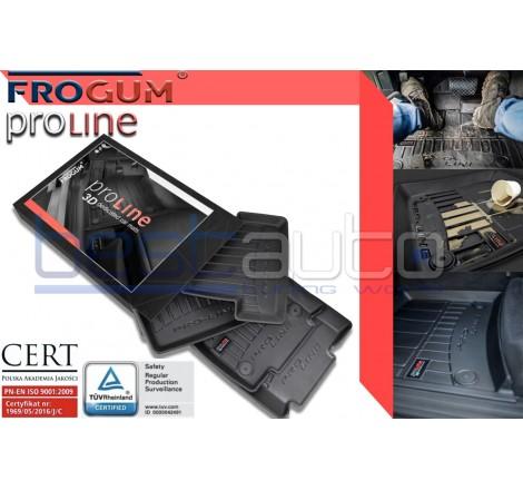 Гумени стелки 3D Frogum Proline за Audi A4 B8 (2007+)