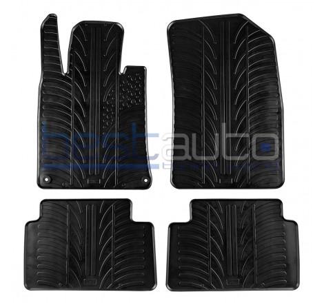 Автомобилни гумени стелки за Peugeot 508 (2011+)