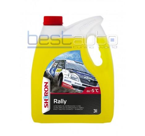 Лятна течност за чистачки SHERON Rally 3L
