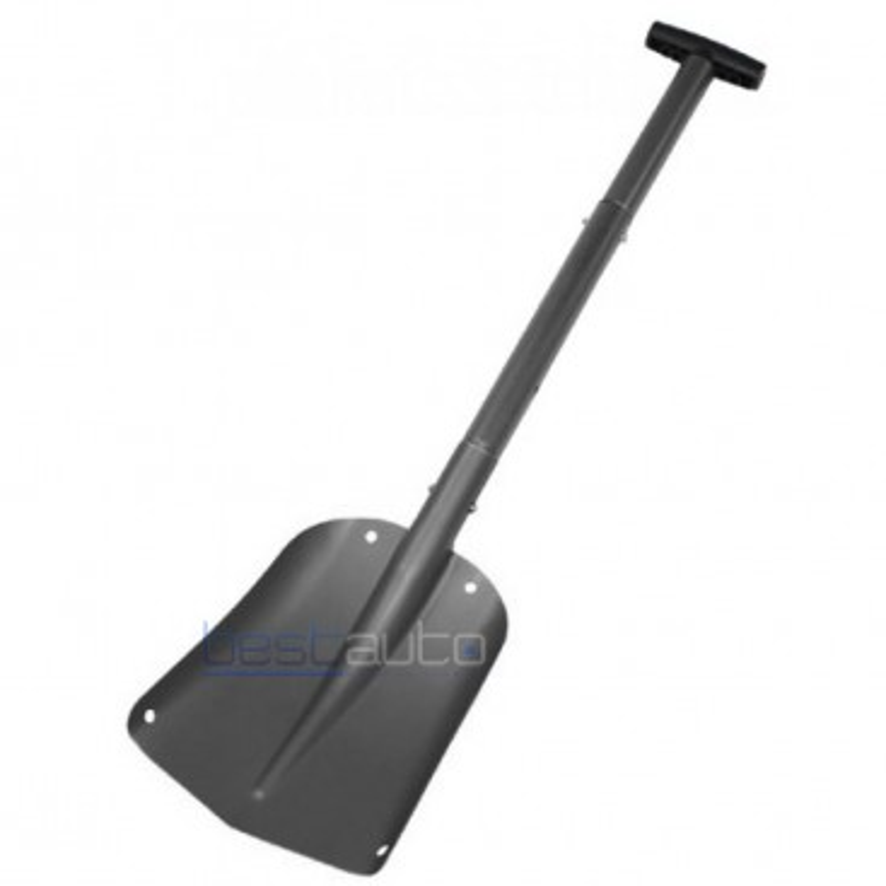 Алуминиева сглобяема лопата