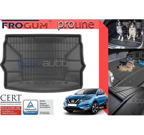 Гумена стелка за багажник Frogum за Nissan Qashqai II (2013+)