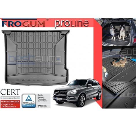 Гумена стелка за багажник Frogum за Mercedes GLE W166 (2015+)