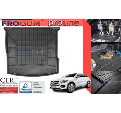 Гумена стелка за багажник Frogum за Mercedes GLE Coupe C292 (2015+)