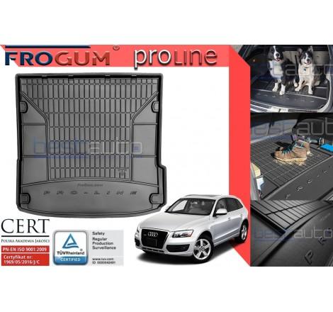 Гумена стелка за багажник Frogum за Audi Q7 (2006-2015) 5/7 места със свален трети ред