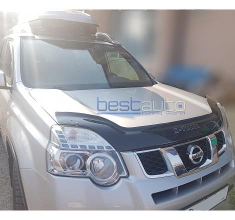 Дефлектор за преден капак за Nissan X-Trail (2007-2014)