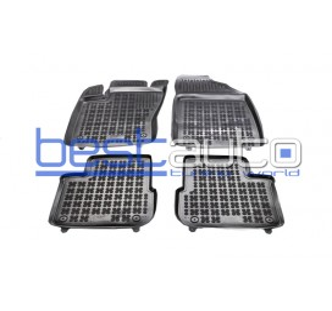 Автомобилни Гумени Стелки Rezaw Plast тип леген за Fiat Tipo Седан (2015+)