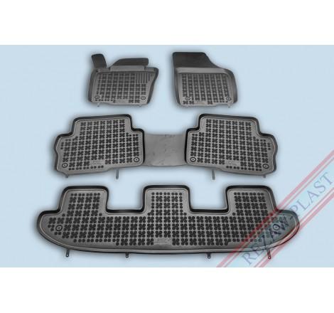 Автомобилни Гумени Стелки Rezaw Plast тип леген за Seat Alhambra (2010+)