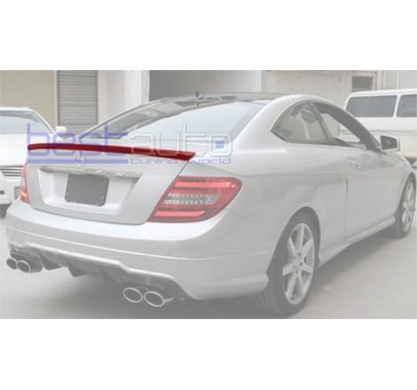 AMG спойлер за багажник за Mercedes C-CLass W204 coupe C204 (2011-2014)