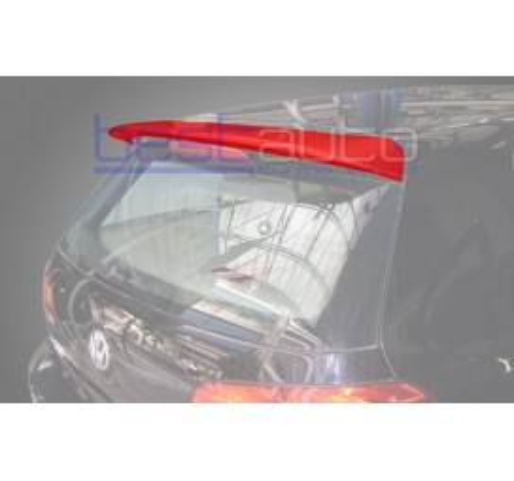 Спойлер-Антикрило за багажник за VW Golf 6 (2008-2013) хечтбек