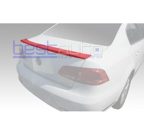 Спойлер-Антикрило SportLine дизайн за багажник за VW Passat (2010+) седан