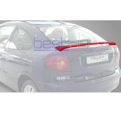 Спойлер антикрило за багажник за Renault Megane Coupe (1996-1999)