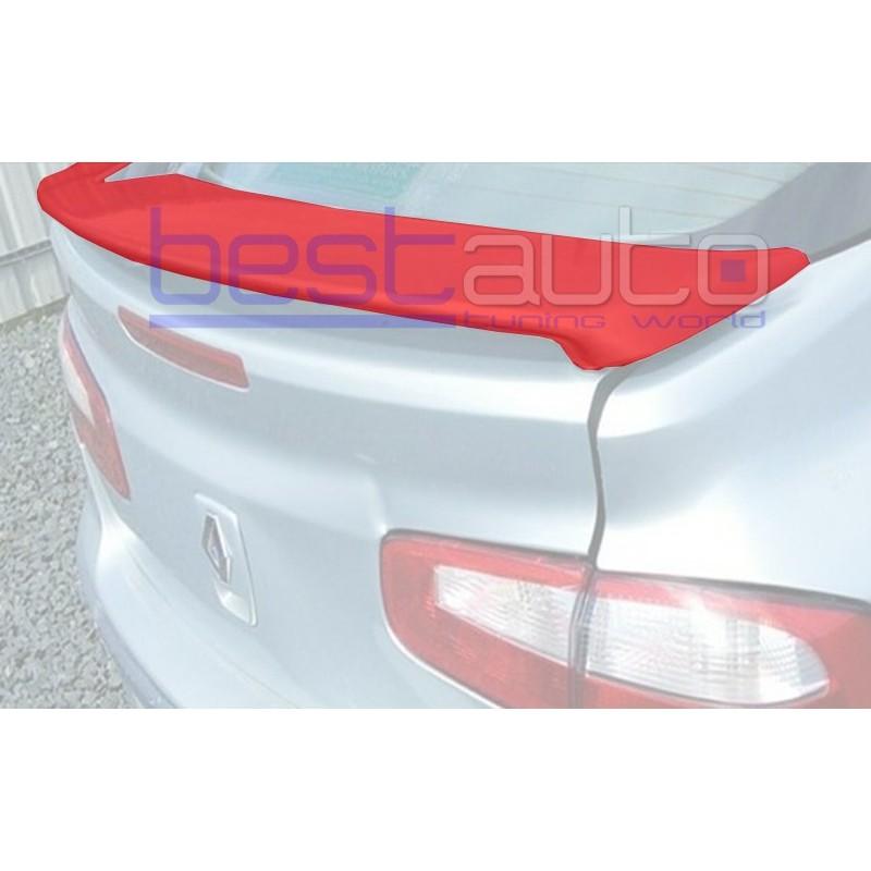Спойлер антикрило за багажник за Renault Laguna (2008+)